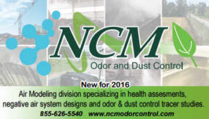 NCM Odor and Dust Control